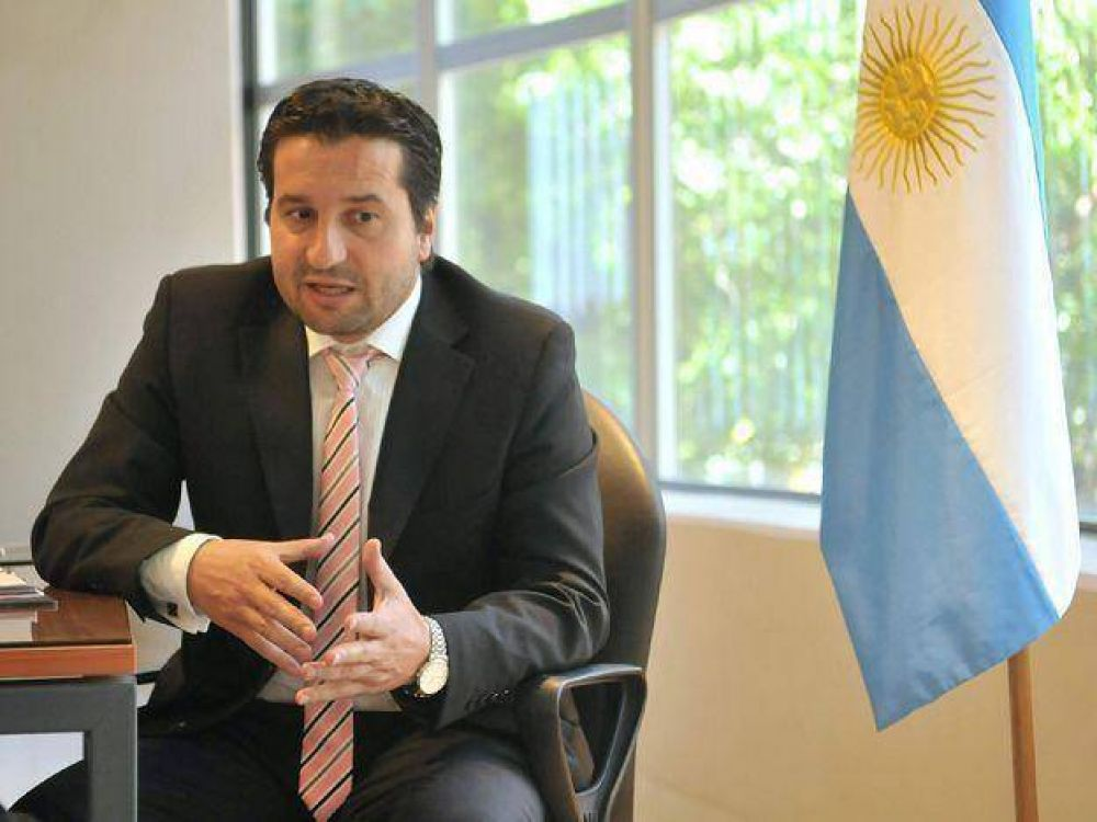 """Fernando Porretta: """"Se puede ser eficiente sin despedir gente"""""""