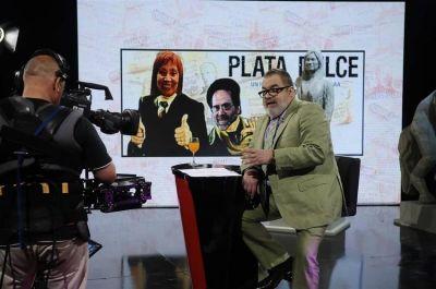 Lanata mostró gastos sin control en el INCAA y el Instituto Dorrego