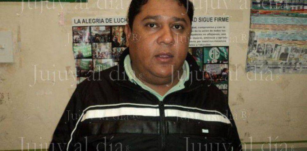 """Brizuela: """"si no nos recibe el gobierno seguramente la otra semana y las que vienen la Intersindical y los trabajadores se van a pronunciar con más bronca en la calle"""""""