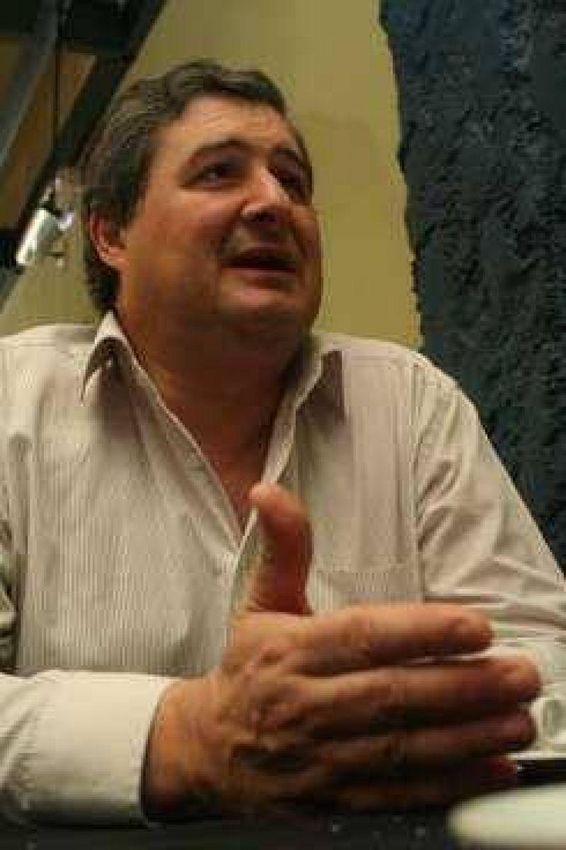 Enrique Conti no descarta volver a presidir el PB