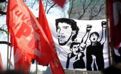 Con actos y homenajes recuerdan a Mariano Ferreyra, a cuatro años de su asesinato