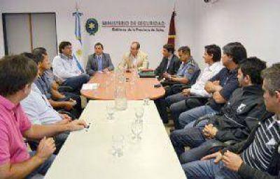 Salta: Tras los incidentes, Central Norte tendr� guardia permanente y un grupo especial de investigaciones