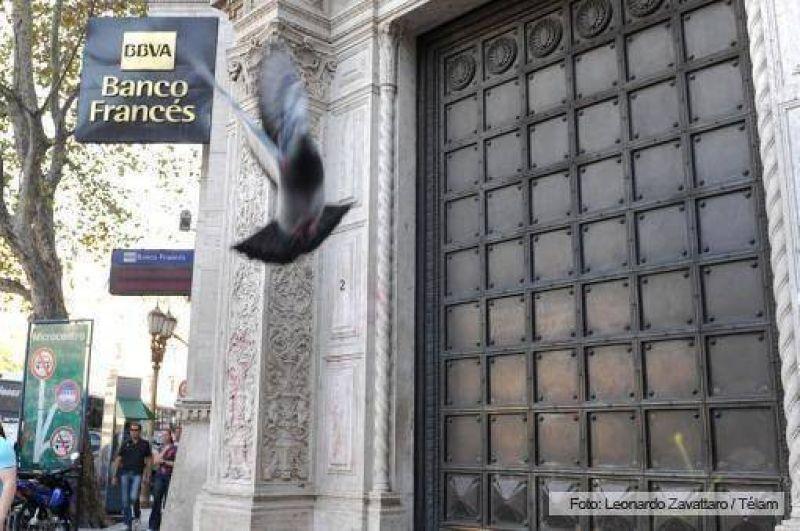 Los bancarios ratificaron el paro del mi�rcoles pr�ximo
