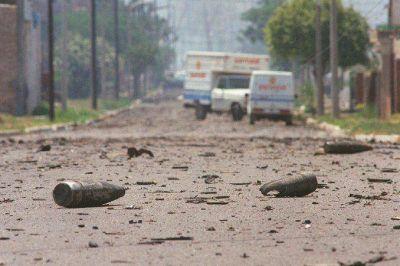Se reanuda el juicio por las explosiones en la f�brica militar de R�o Tercero