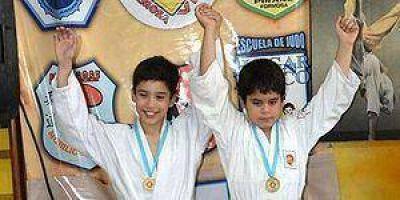 Culmin� el Provincial de la Federaci�n de Judo