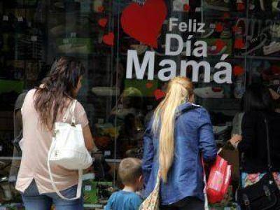 Las ventas por el Día de la Madre dejó conforme a los comerciantes
