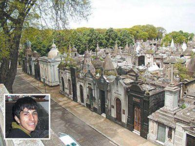Arruga: el juez ordenó exhumar el cadáver enterrado como NN