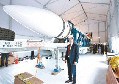 INVAP ya prepara el Arsat 2 para el 2015 y el ARSAT 3, que será lanzado en 2017