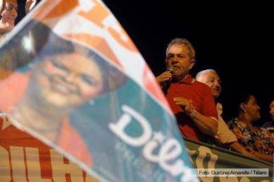 """Lula: """"No miro los debates para no ponerme nervioso"""""""