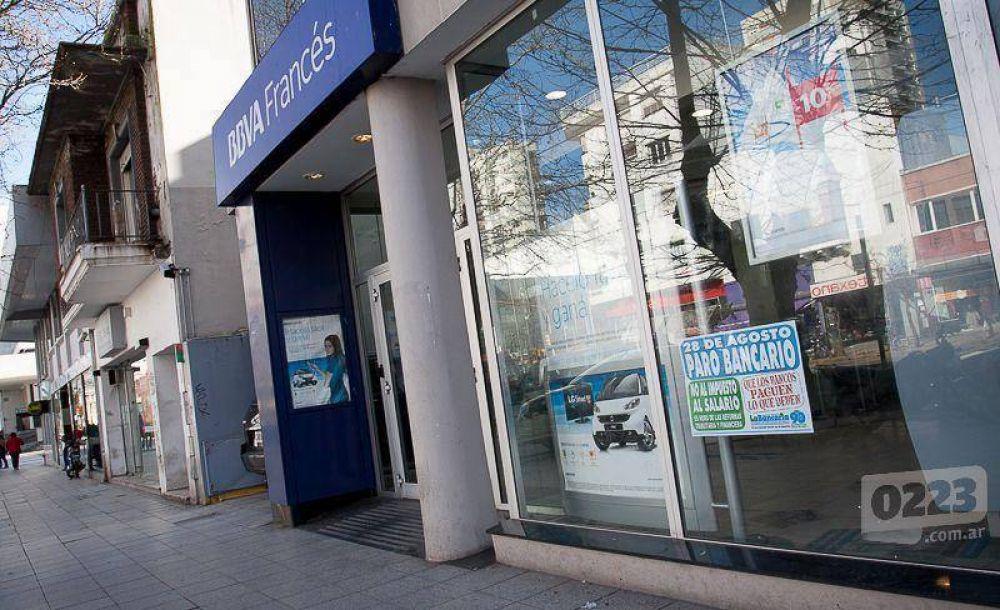 Paran los bancos por 24 horas
