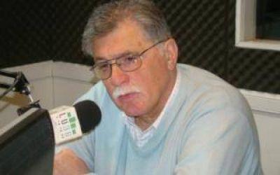 El Senador López sufrió un accidente y cargó contra Scioli por el estado de las rutas