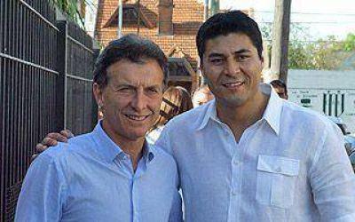 Macri visitó Lomas y confirmó la candidatura de Julio Cruz