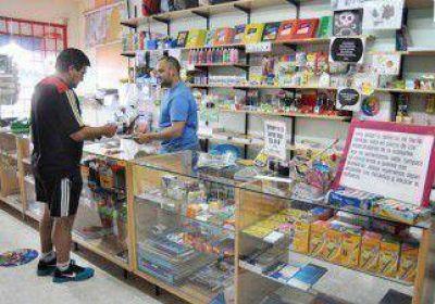 El librero neuquino de Fútbol para Todos, al borde de la quiebra