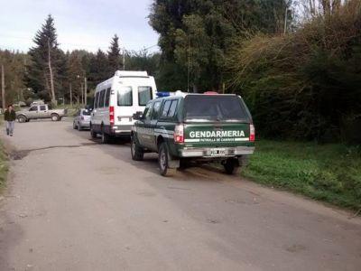 Allanaron comunidad mapuche por el incendio en el refugio Neumeyer