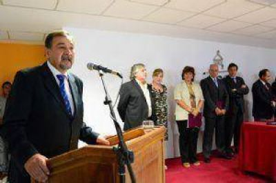 """Miguel Isa: """"Pido a mis funcionarios seguir movilizados"""