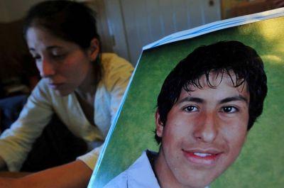Caso Arruga: exhuman el cuerpo de Luciano en la Chacarita