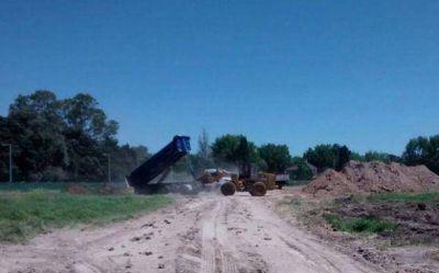 Arrancó la construcción de la primera etapa del nuevo hospital de Pilar