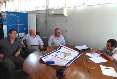 """Dip.Juárez: """"El COU sólo es insuficiente para planificar el crecimiento de Luján"""""""
