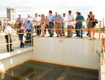 Directores del BID destacaron la concreción de obras prioritarias para el Chaco en materia de agua potable