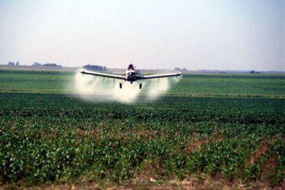 Santa Fe: marcha en contra de las fumigaciones aéreas