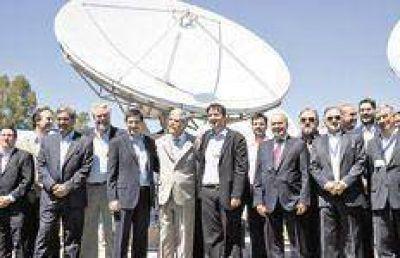 El satélite va hacia su posición definitiva