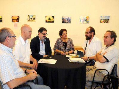 Acciones conjuntas entre el municipio, INTA y el IPAF