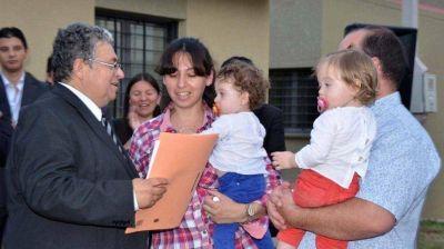 Ministro destaca el trabajo conjunto en materia habitacional