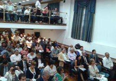 Comenzaron las II Jornadas de Capacitación sobre inspección de trabajo