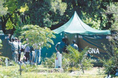 Exhumaron el cadáver de Luciano Arruga