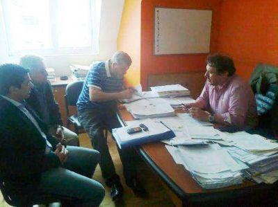 Proyectan nuevas obras de infraestructura entre el IDUV y la municipalidad deTruncado