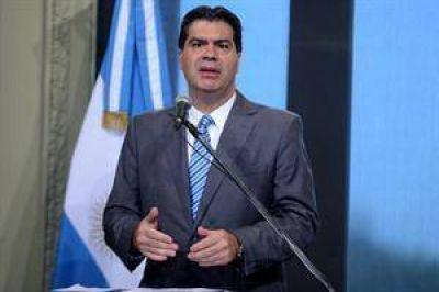 Jorge Capitanich acusa a IDEA de emitir