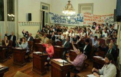 El Frente Renovador cuestionó que sólo tendrán 20 días para estudiar el Presupuesto 2015