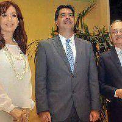Con Cristina se inauguraron obras y anunciaron multimillonaria inversión para el Chaco