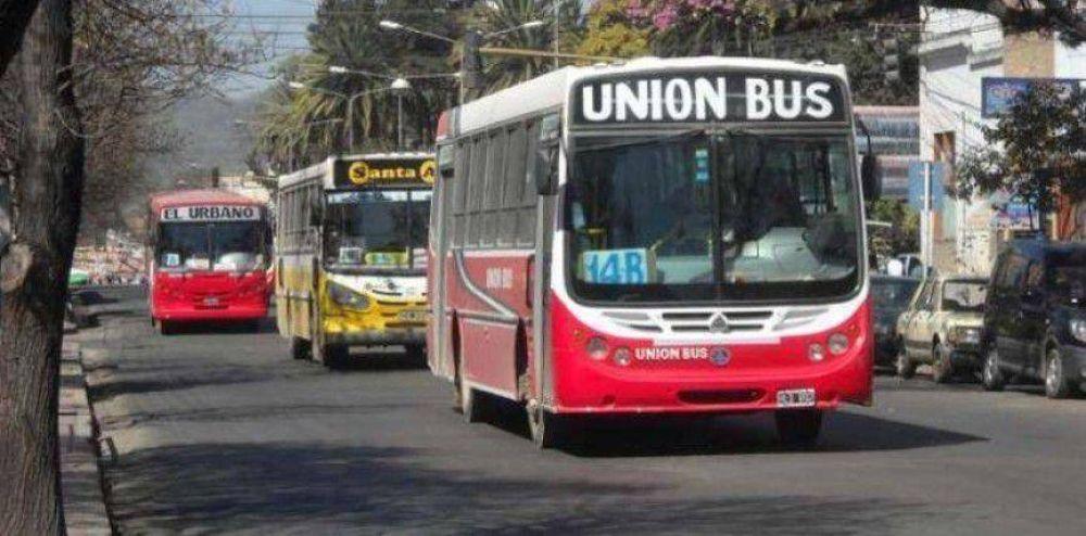 """Aumento del boleto: encomendarán el """"estudio de costos"""" a la UNJu"""