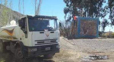Construirán un acueducto entre Jáchal y San Roque