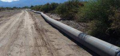 Interconectarán el sistema de agua potable de Jáchal con San Roque