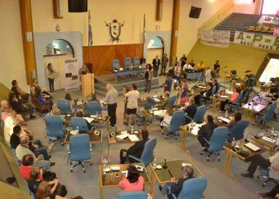 Diputados rechazaron el veto del gobernador Jorge por la alícuota petrolera