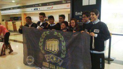 Delegaci�n local participa en el Panamericano de TaeKwondo