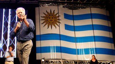 Candidatos a presidente de Uruguay cerraron sus campañas de cara a las reñidas elecciones