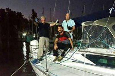Dos meses después del naufragio, familiares del Tunante II mantienen la esperanza intacta