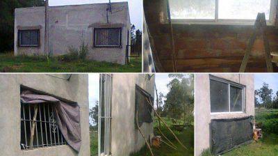 Insólito: cansada de los robos, donará su casa para que construyan una comisaría