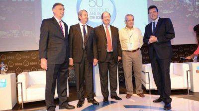 El Coloquio de IDEA finalizó con más críticas al Gobierno y diferencias internas