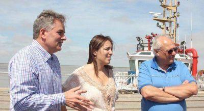 Más respaldos del macrismo a la candidatura de Hector Gay: Vidal llegó a Bahía Blanca