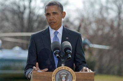 �bola en Nueva York: Barack Obama pidi�