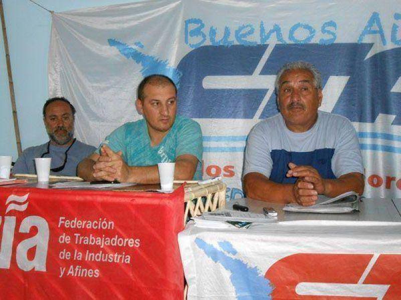 La CTA pide la reincorporación de trabajador de Borroni