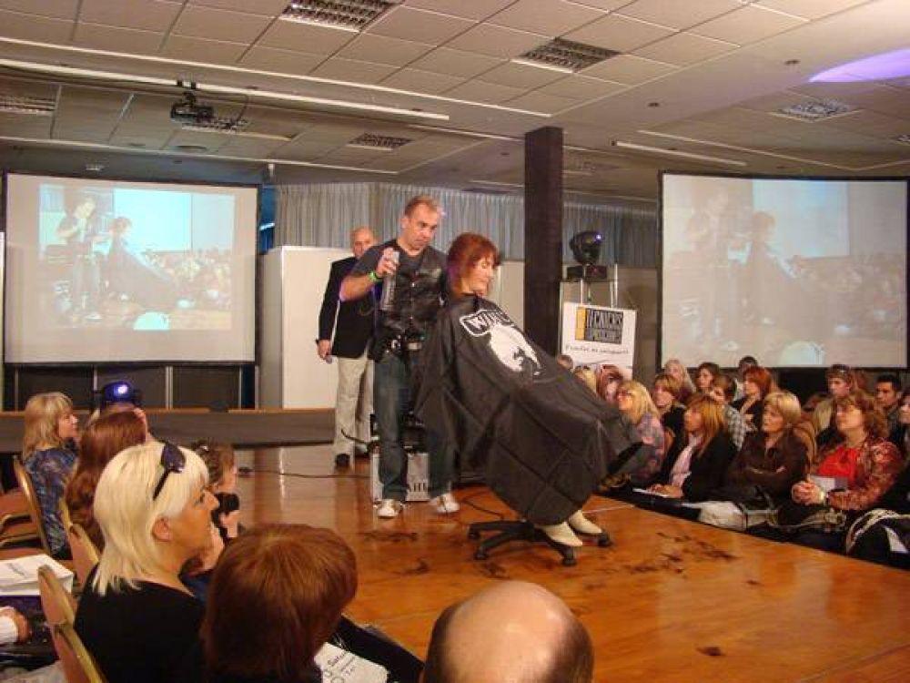 Festival de peluquería en Mar del Plata