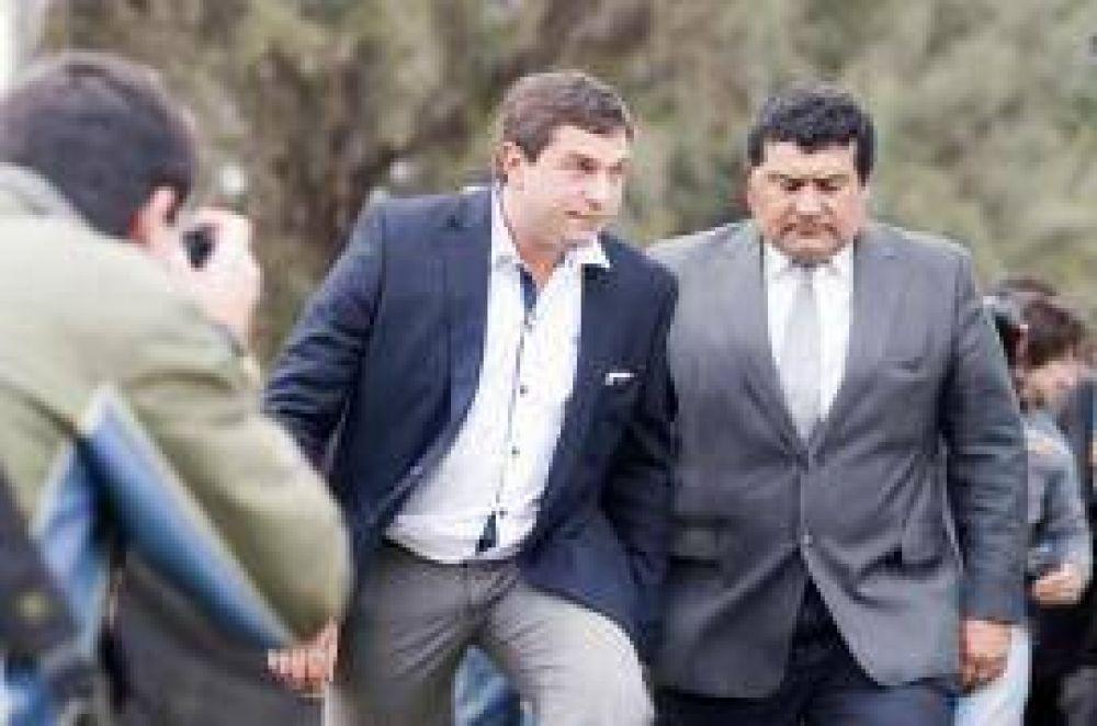Pedirán el sobreseimiento del hijo de Alperovich en el caso Lebbos