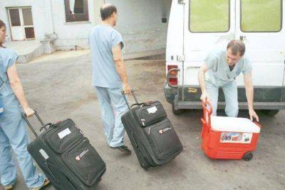 Una donaci�n multiorg�nica permitir� a seis pacientes ser transplantados
