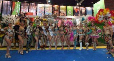 Corrientes seduce en la Feria Internacional