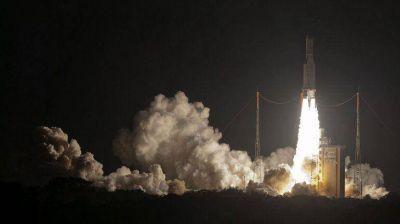 El Arsat1 llegó a la órbita geoestacionaria
